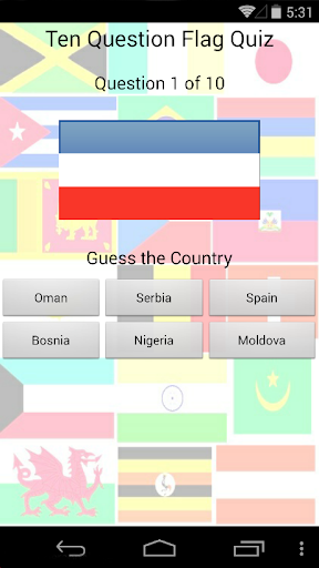 Country Flags Logo Quiz