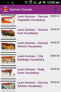 German Courses for  Beginner 5