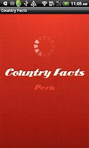 Country Facts Peru screenshot 1