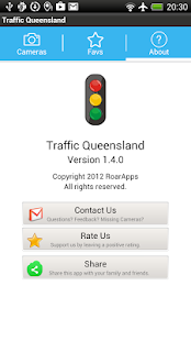 Traffic Cam Brisbane FREE- screenshot thumbnail