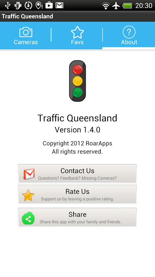 Traffic Cam Brisbane FREE- screenshot