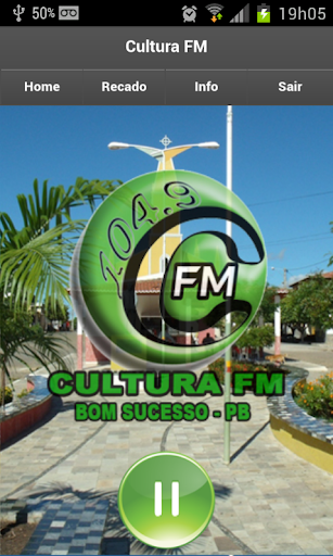 Cultura FM - Bom Sucesso PB