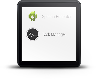 Task Manager For Android Wear- screenshot thumbnail