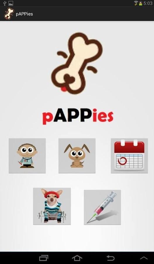 pAPPies - στιγμιότυπο οθόνης