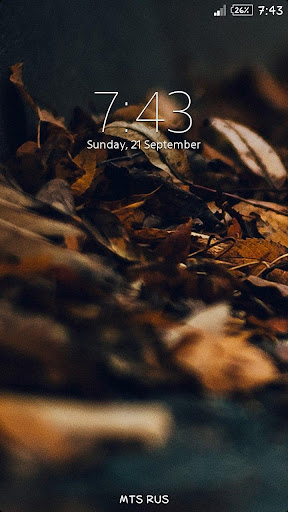 Theme XPERIEN™ - Autumn
