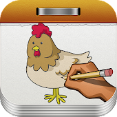 Draw Farm Animals for Kids