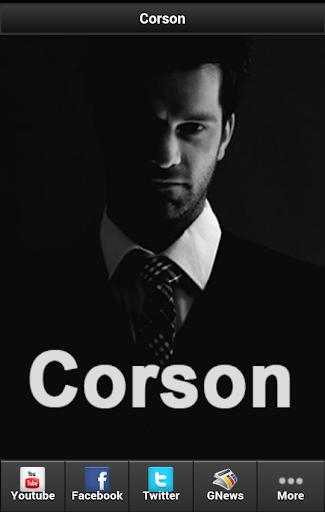 Corson - fan