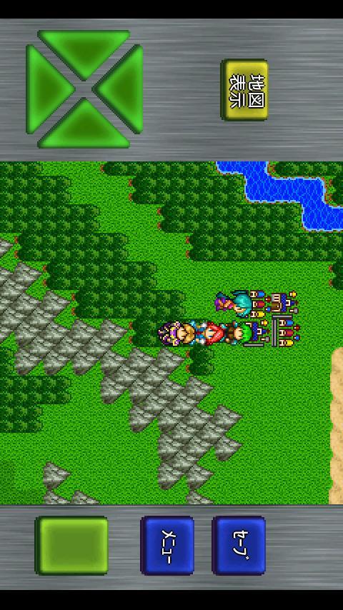 ガイラルディア4- screenshot