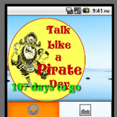 talk like a pirate countdown