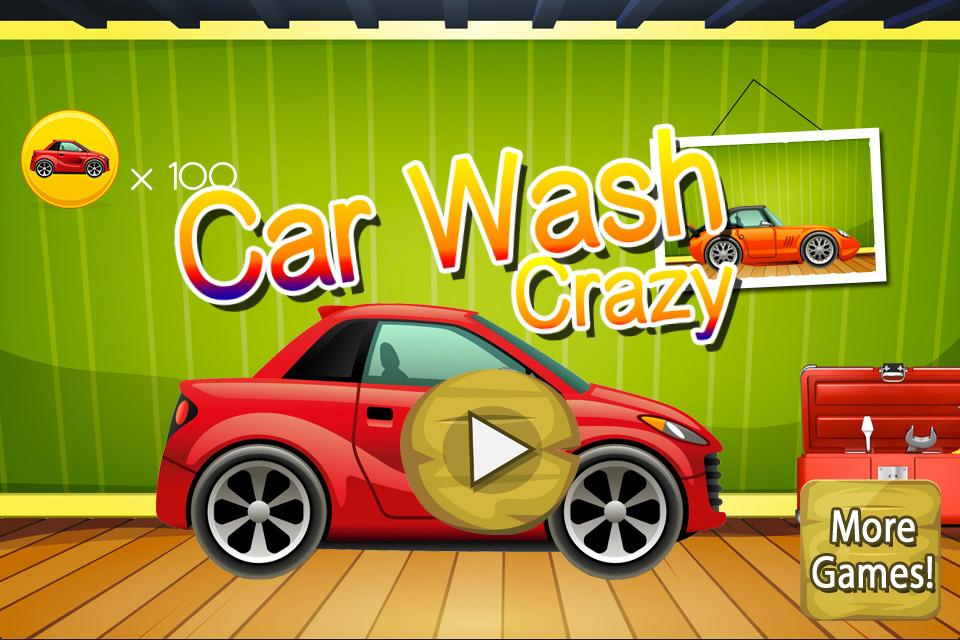car wash kids game screenshot