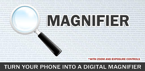 Image result for Magnifying Glass â?? Magnifier android