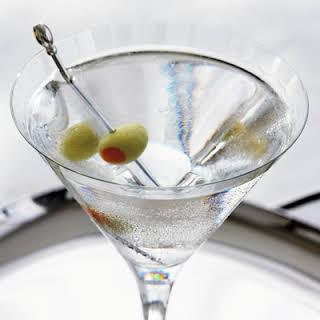Grey Goose Classic Martini.
