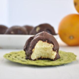 Orange Cream Truffles