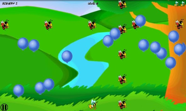 Angry Hornets Light apk screenshot