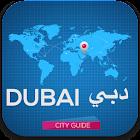 迪拜指南,酒店,天氣,事件,地圖,古蹟 icon