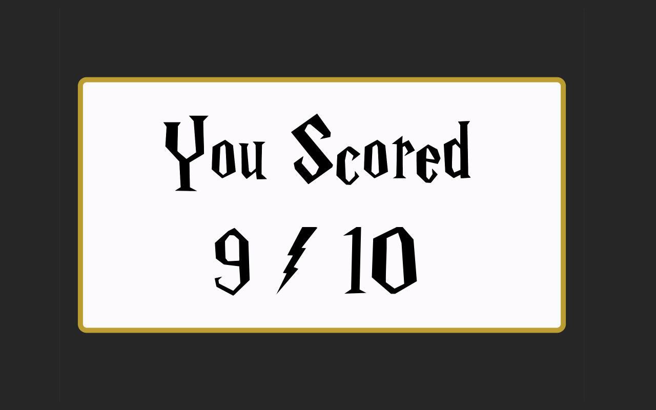 Ultimate Harry Potter Trivia- screenshot