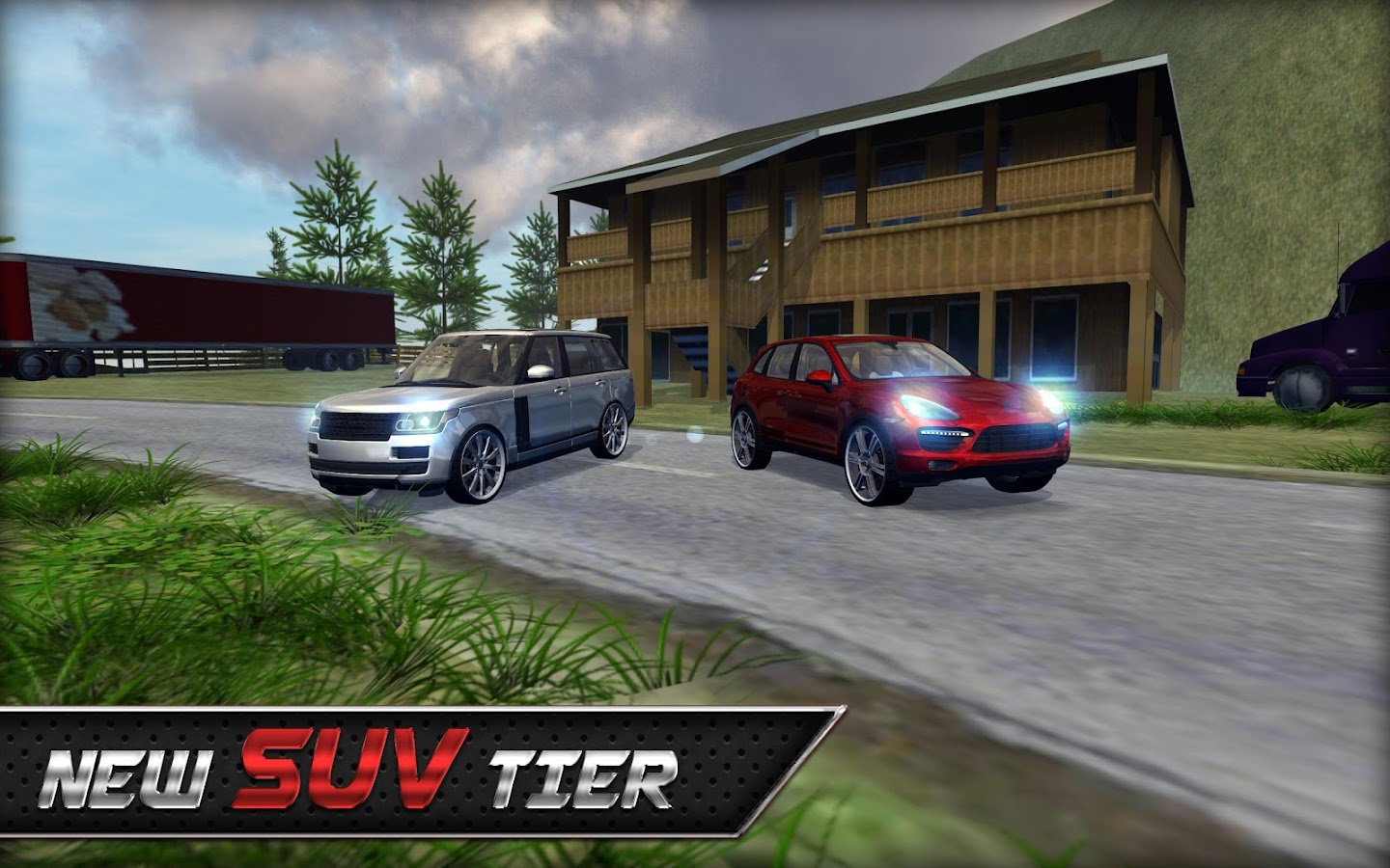 Super car city driving sim free games free online - Real Driving 3d Screenshot