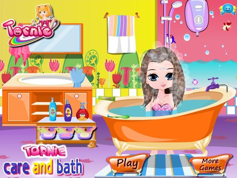 Tornie Baby Care and Bath- screenshot
