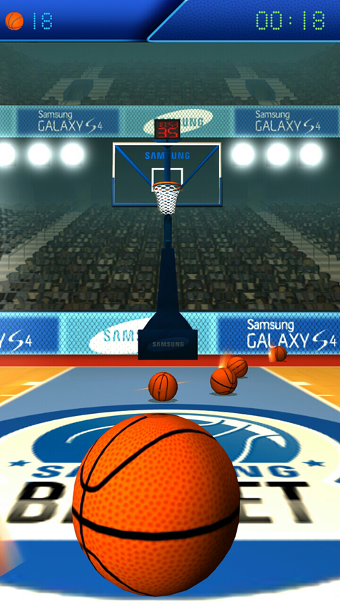 Samsung Basket - screenshot