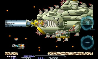 Screenshot of R-TYPE