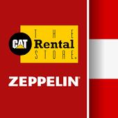 Zeppelin Rental Österreich