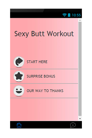 Sexy Butt Workout