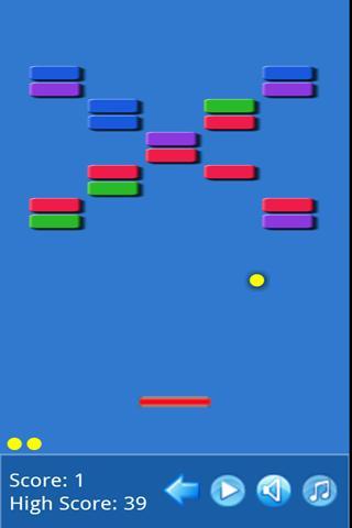 Brick Buster- screenshot