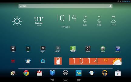 Beautiful Widgets Pro Screenshot 13