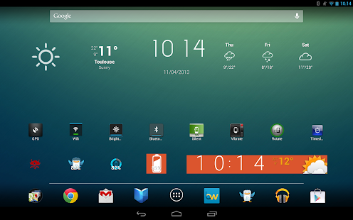 Beautiful Widgets Pro Screenshot 23