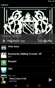 Rocket Player : Music Player Screenshot 34