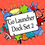 Dock Set 2 Go Launcher EX
