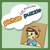 Pinocchio Picture Puzzle