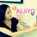 Smart Mirror ALJIYO VISION logo