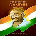 The Story Of Gandhi(Demo ver.) logo