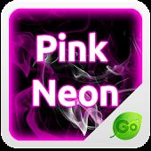 GO Keyboard Pink Neon