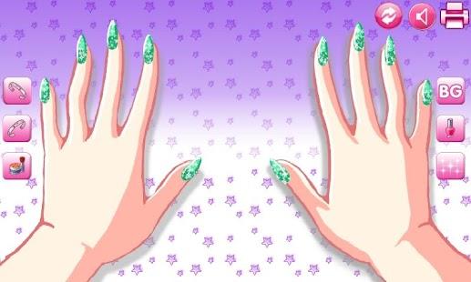 熱門 Diva的指甲快