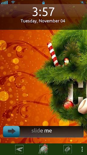 Christmas 2014 Locker Theme