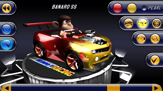 Monkey Racing- screenshot thumbnail