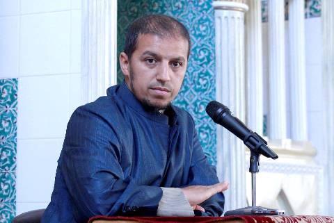 Prof cheikh Hassan Iquioussen