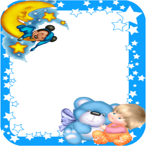 無料の子供の写真フレーム 攝影 App LOGO-硬是要APP