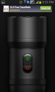 Mobile Torch - Flashlight - screenshot thumbnail
