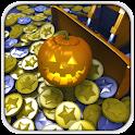 Coin Dozer Halloween logo