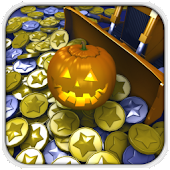 Download Coin Dozer Halloween APK to PC