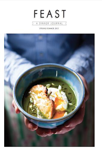 Feast - A Dinner Journal
