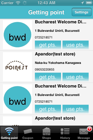 Bucharest Welcome Discount