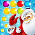 Santa's Christmas Bubbles icon