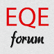 EQE Forum