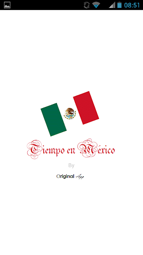 El tiempo en México