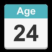 年齢早見表