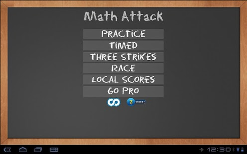 Math Attack - screenshot thumbnail